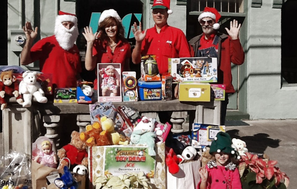 2013 Toy Drive